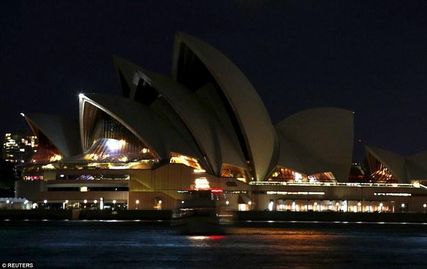 Các công trình nổi tiếng thế giới tắt đèn hưởng ứng Giờ Trái Đất 2016 - Ảnh 3.