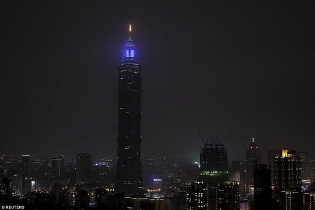 Các công trình nổi tiếng thế giới tắt đèn hưởng ứng Giờ Trái Đất 2016 - Ảnh 6.