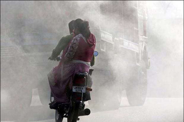 Chùm ảnh: 10 thành phố ô nhiễm nhất thế giới - Ảnh 4.