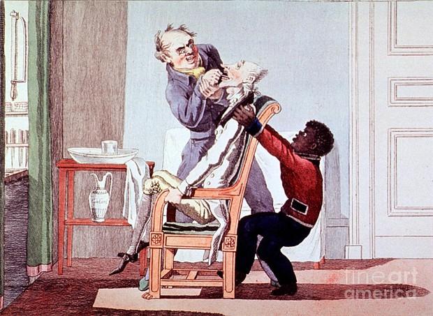 Răng tự phát nổ trong miệng? Câu chuyện có thật ở thế kỷ 19 - Ảnh 2.