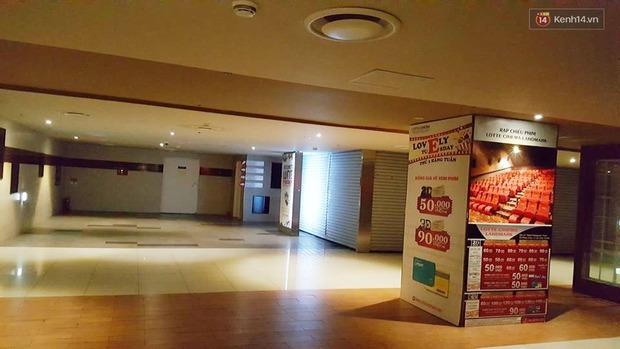 Vụ trần nhà rơi trúng đầu cô gái trẻ: Công an điều tra, toàn bộ hệ thống rạp chiếu phim Lotte tạm dừng hoạt động - Ảnh 4.
