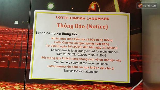 Vụ trần nhà rơi trúng đầu cô gái trẻ: Công an điều tra, toàn bộ hệ thống rạp chiếu phim Lotte tạm dừng hoạt động - Ảnh 3.