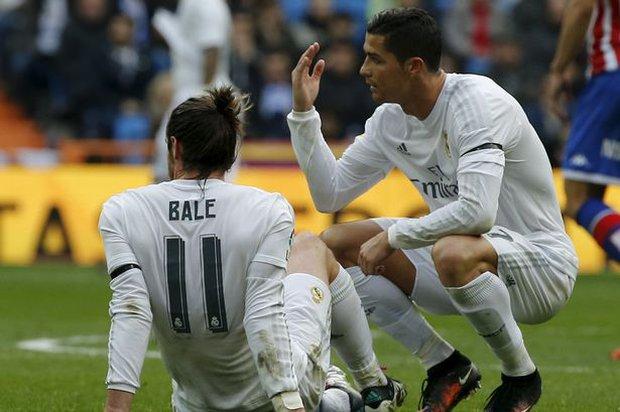 Gareth Bale lần đầu bất mí về chuyện hục hặc với Ronaldo - Ảnh 2.