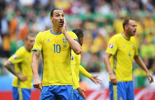Ibrahimovic giúp Thụy Điển thoát thua trước Ireland - Ảnh 7.