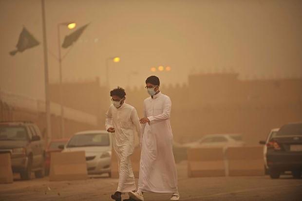 Chùm ảnh: 10 thành phố ô nhiễm nhất thế giới - Ảnh 7.