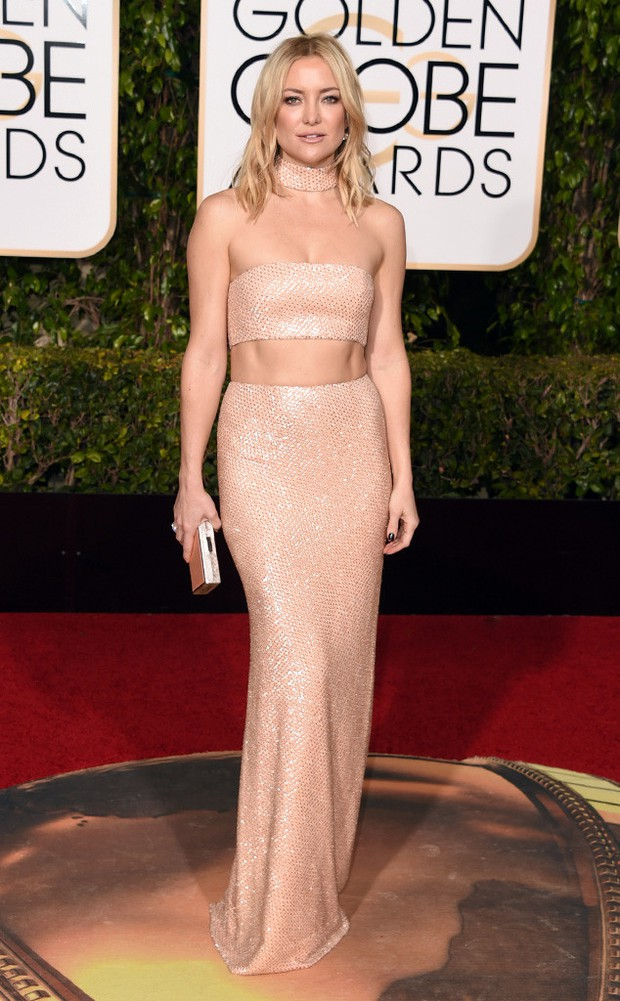 Katy Perry, Jennifer Lawrence và dàn sao lộng lẫy trên thảm đỏ Quả Cầu Vàng 2016 - Ảnh 24.