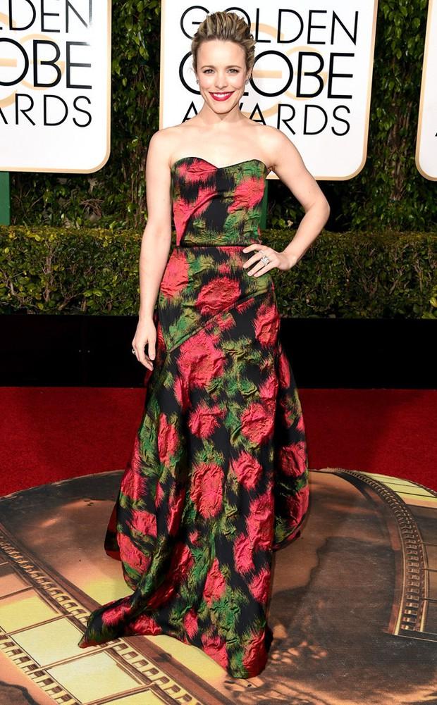Katy Perry, Jennifer Lawrence và dàn sao lộng lẫy trên thảm đỏ Quả Cầu Vàng 2016 - Ảnh 14.