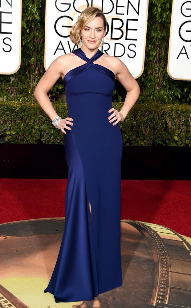 Katy Perry, Jennifer Lawrence và dàn sao lộng lẫy trên thảm đỏ Quả Cầu Vàng 2016 - Ảnh 19.