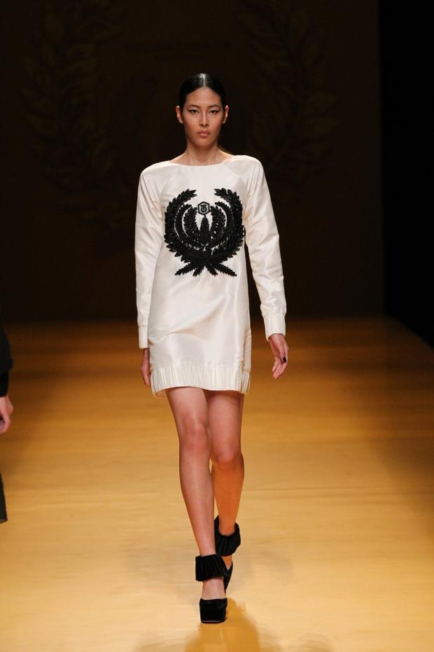 NTK Công Trí mang hồn lúa Việt đến Tokyo Fashion Week - Ảnh 6.