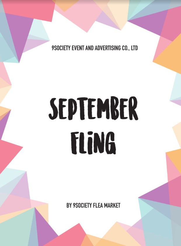 September Fling - Hội chợ không thể bỏ lỡ cho các bạn trẻ trong tháng 9 này! - Ảnh 1.