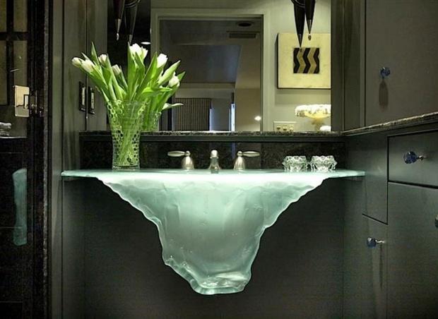 14 bồn rửa ấn tượng khiến bạn muốn nghịch nước suốt ngày - Ảnh 1.