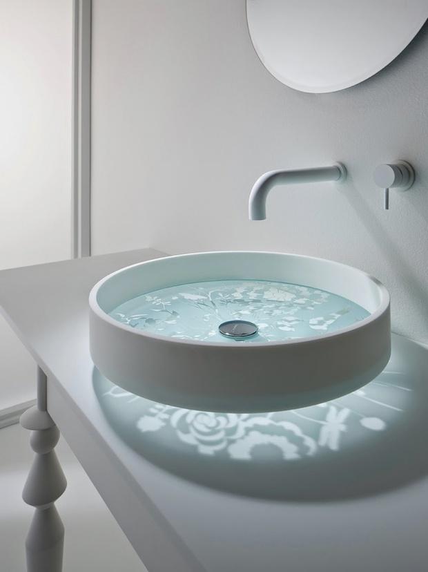 14 bồn rửa ấn tượng khiến bạn muốn nghịch nước suốt ngày - Ảnh 10.