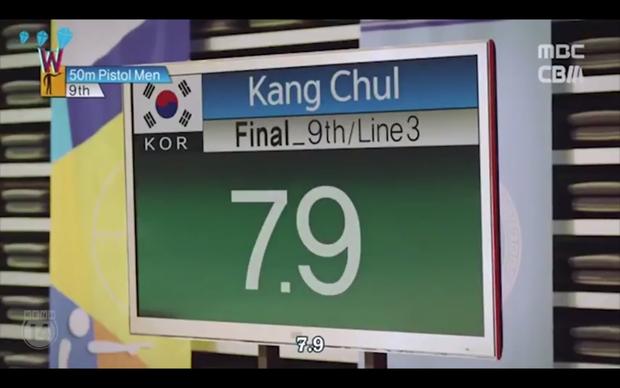 Clip: Những điểm trùng hợp kì lạ trong phần thi chung kết giữa Hoàng Xuân Vinh và Kang Chul W - Two worlds - Ảnh 5.