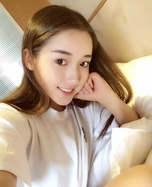 Hot girl 18 tuổi Trung Quốc khiến dân tình mê mệt vì xinh như nữ thần - Ảnh 6.