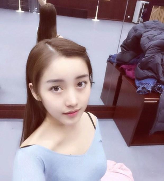 Hot girl 18 tuổi Trung Quốc khiến dân tình mê mệt vì xinh như nữ thần - Ảnh 7.