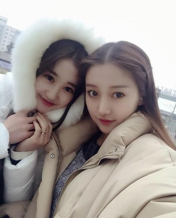 Hot girl 18 tuổi Trung Quốc khiến dân tình mê mệt vì xinh như nữ thần - Ảnh 10.