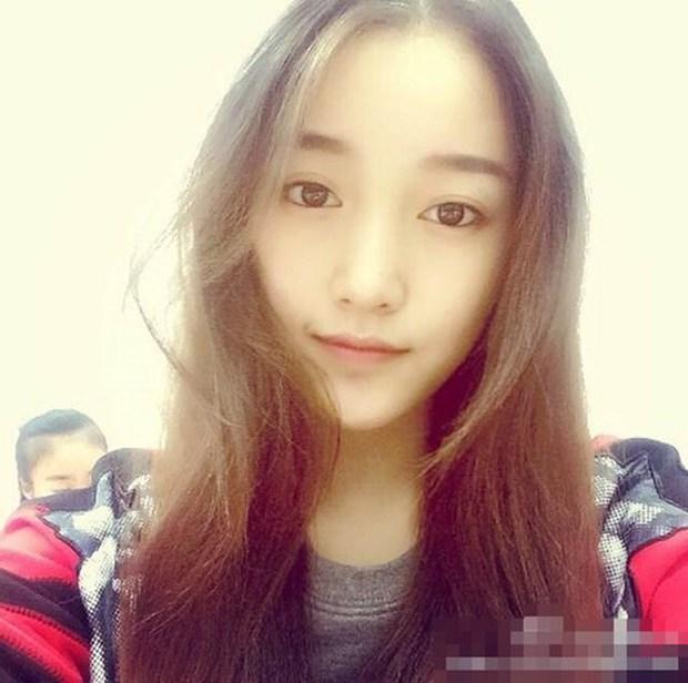 Hot girl 18 tuổi Trung Quốc khiến dân tình mê mệt vì xinh như nữ thần - Ảnh 12.