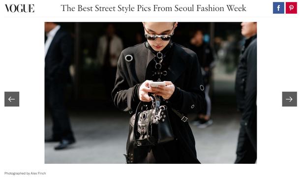 Mới qua 2 ngày Seoul Fashion Week, Kelbin đã lọt Top street style đẹp nhất của Vogue - Ảnh 2.