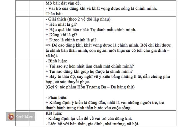 HOT: Gợi ý giải đề môn Ngữ văn THPT Quốc gia - Ảnh 5.