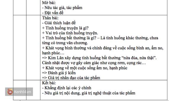 HOT: Gợi ý giải đề môn Ngữ văn THPT Quốc gia - Ảnh 7.