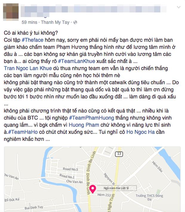 Soi trình catwalk của team Phạm Hương ra sao mà khiến khán giả hoài nghi? - Ảnh 1.