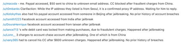 Dừng ngay việc jailbreak iPhone nếu không muốn bị hack mất tài khoản iCloud - Ảnh 2.