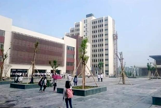 Đây chính là ngôi trường THPT được đầu tư 600 tỉ, hiện đại nhất Việt Nam và đứng thứ 2 Đông Nam Á! - Ảnh 1.