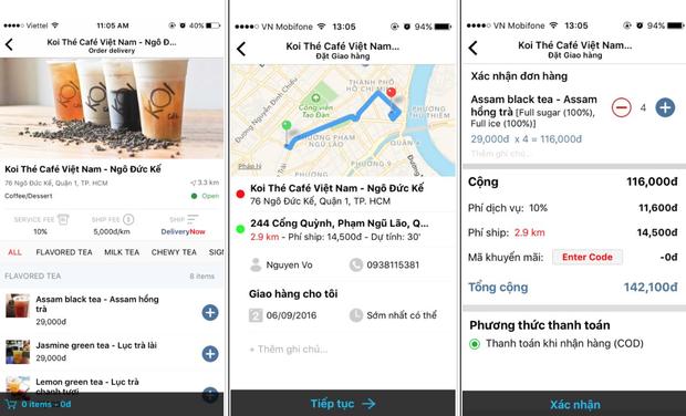 deliveryNow - Ứng dụng phải có trên điện thoại của tín đồ ẩm thực - Ảnh 2.