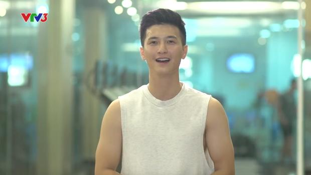 Hoán đổi: Huỳnh Anh vừa thư sinh, vừa cơ bắp đốn tim khán giả - Ảnh 4.