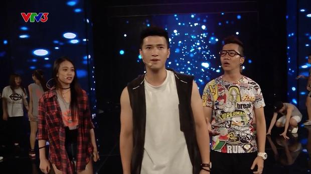 Hoán đổi: Huỳnh Anh vừa thư sinh, vừa cơ bắp đốn tim khán giả - Ảnh 5.