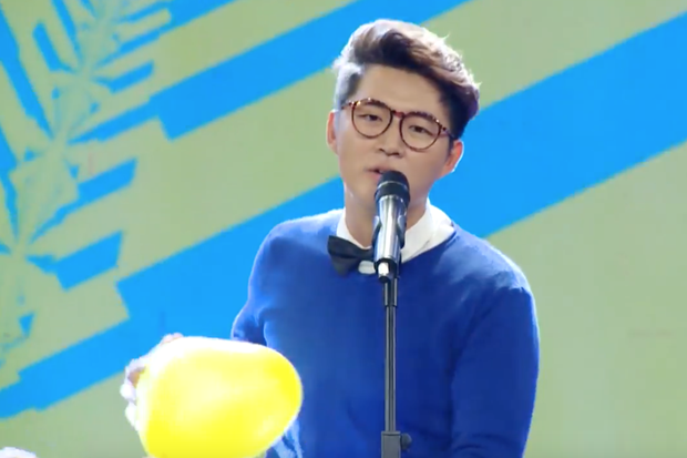 Xuất hiện chàng trai Hàn Quốc vừa đáng yêu vừa hát tiếng Việt cực sõi - Ảnh 2.