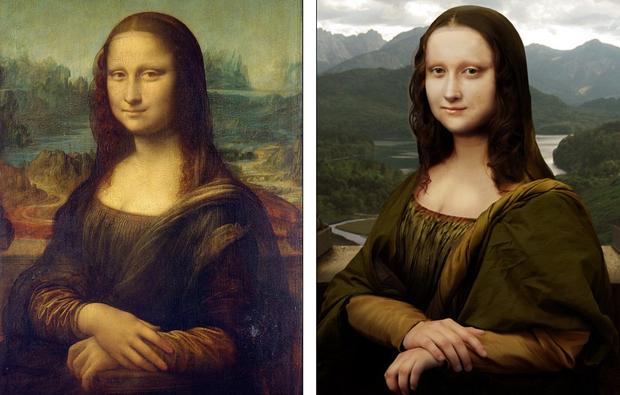 Thắc mắc kinh điển về nụ cười của nàng Mona Lisa đã được giải đáp - Ảnh 5.