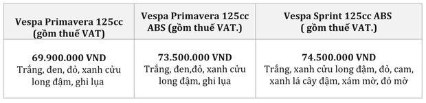 Piaggio Việt Nam tặng quà thời trang cho khách hàng mùa cuối năm - Ảnh 4.