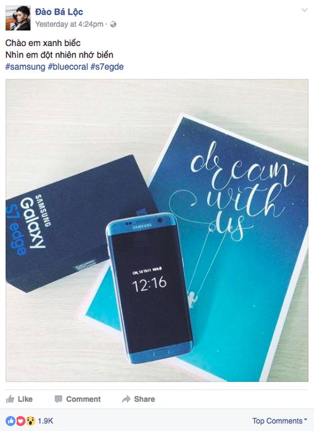Ngắm sao Việt trổ tài chụp ảnh sắp đặt cùng Galaxy S7 edge Xanh Coral - Ảnh 4.