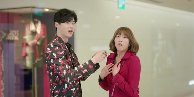 7 First Kisses: Lee Jong Suk bị cô gái may mắn nhất xứ Hàn cấm hôn! - Ảnh 7.