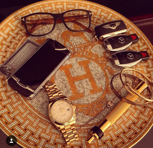 10 con nhà giàu nổi tiếng nhất Instagram vì độ chịu chơi và tài sản khổng lồ  - Ảnh 32.