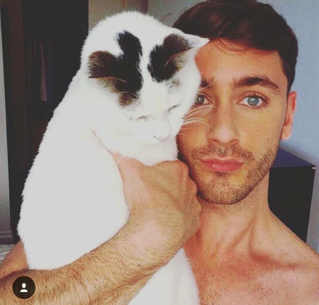 Trai đẹp và Mèo - Sự kết hợp đang làm náo loạn Instagram! - Ảnh 15.