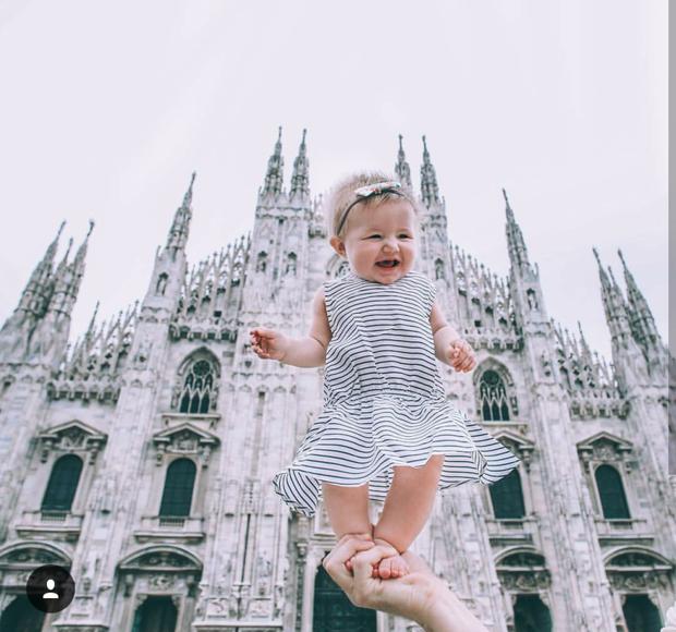 4 gia đình nhỏ xinh trên Instagram này sẽ khiến bạn muốn lập gia đình ngay lập tức! - Ảnh 8.