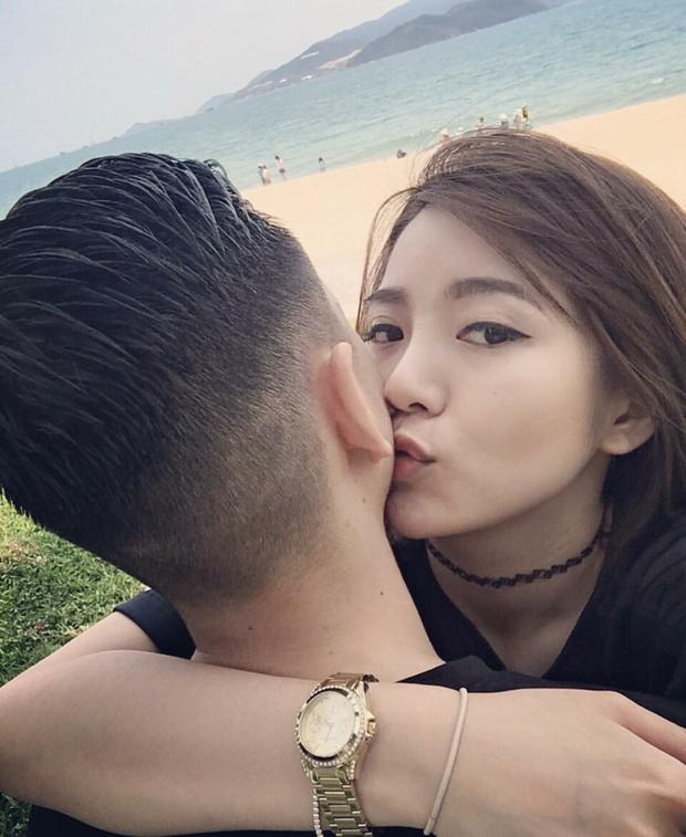 Hot girl Tú Linh lần đầu tiên công khai ảnh bạn trai cảm nắng từ năm... lớp 3 - Ảnh 1.