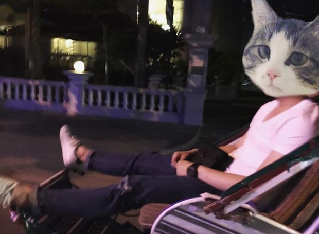 Hot girl Tú Linh lần đầu tiên công khai ảnh bạn trai cảm nắng từ năm... lớp 3 - Ảnh 2.
