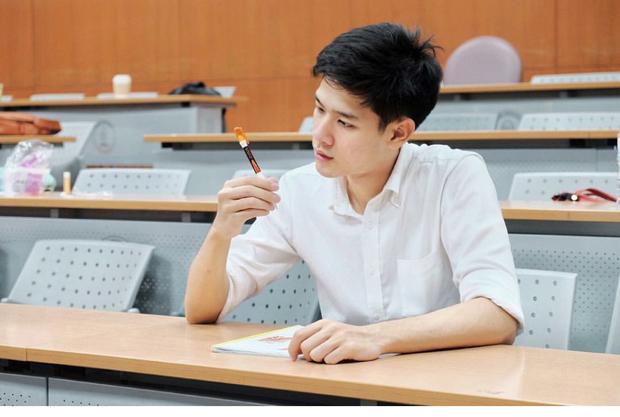 Ước một lần được lạc vào ngôi trường đi đâu cũng chỉ thấy trai đẹp này ở Thái Lan... - Ảnh 8.