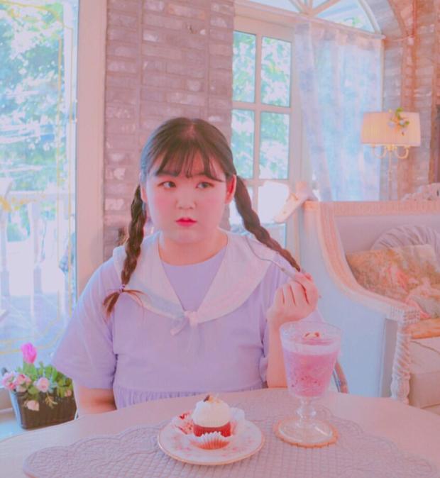 Không thể cưỡng lại vẻ đáng yêu của nàng béo mê màu hồng đến từ Hàn Quốc này - Ảnh 8.