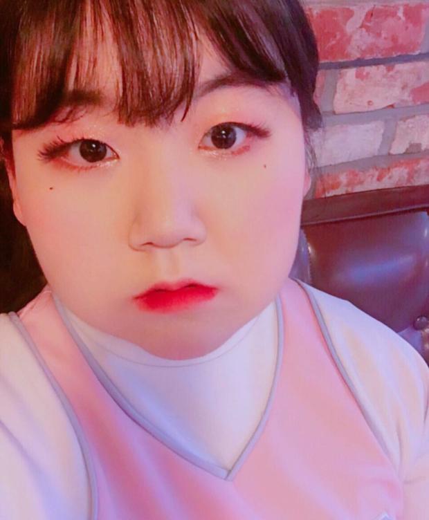 Không thể cưỡng lại vẻ đáng yêu của nàng béo mê màu hồng đến từ Hàn Quốc này - Ảnh 9.
