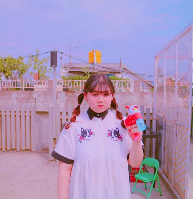 Không thể cưỡng lại vẻ đáng yêu của nàng béo mê màu hồng đến từ Hàn Quốc này - Ảnh 25.