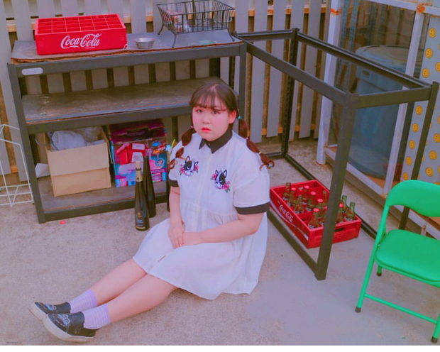 Không thể cưỡng lại vẻ đáng yêu của nàng béo mê màu hồng đến từ Hàn Quốc này - Ảnh 15.