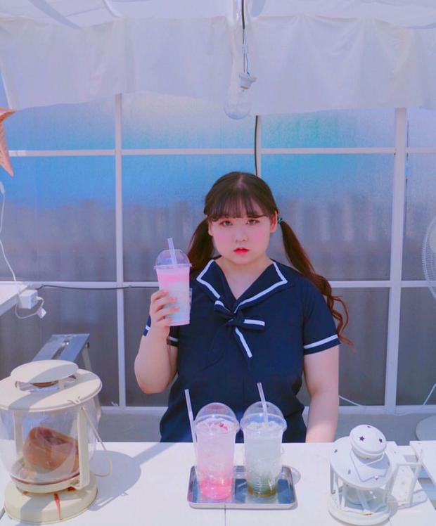 Không thể cưỡng lại vẻ đáng yêu của nàng béo mê màu hồng đến từ Hàn Quốc này - Ảnh 16.