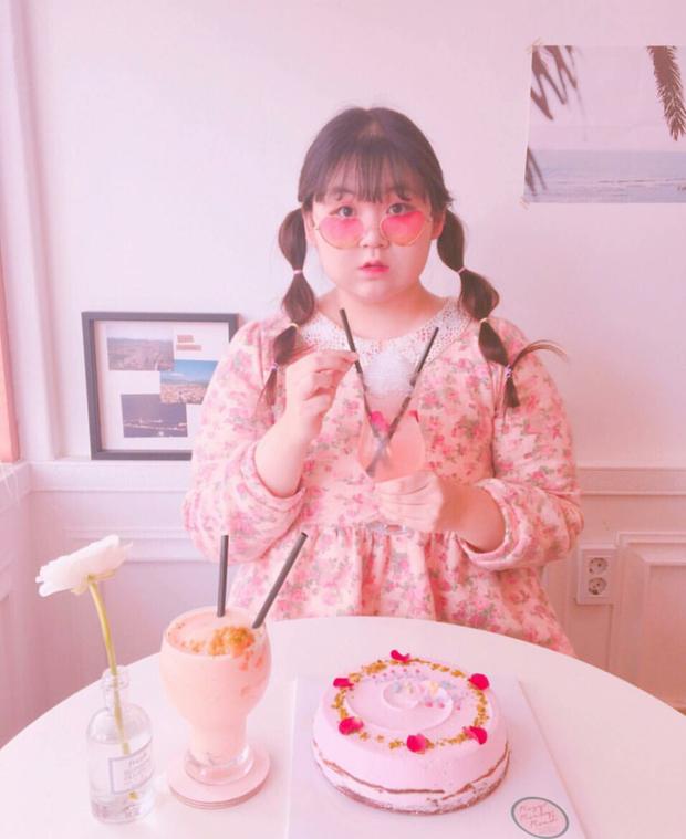 Không thể cưỡng lại vẻ đáng yêu của nàng béo mê màu hồng đến từ Hàn Quốc này - Ảnh 17.