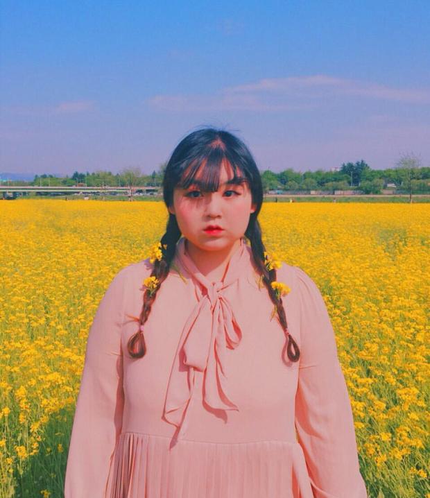 Không thể cưỡng lại vẻ đáng yêu của nàng béo mê màu hồng đến từ Hàn Quốc này - Ảnh 3.