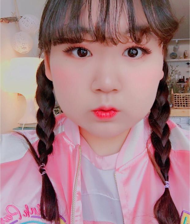 Không thể cưỡng lại vẻ đáng yêu của nàng béo mê màu hồng đến từ Hàn Quốc này - Ảnh 20.