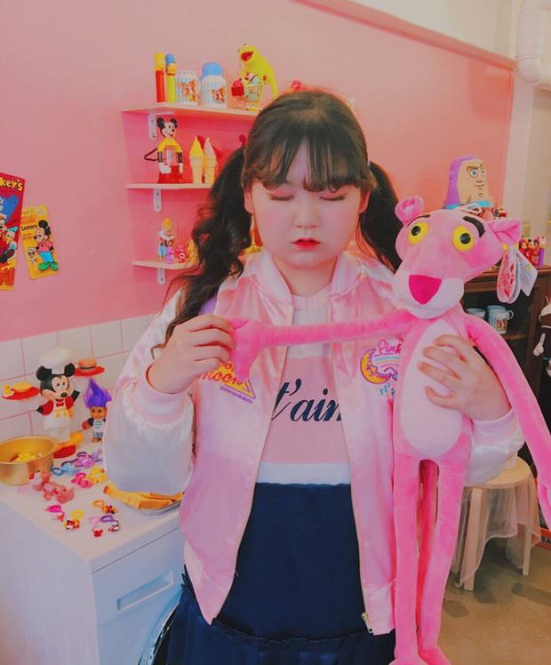 Không thể cưỡng lại vẻ đáng yêu của nàng béo mê màu hồng đến từ Hàn Quốc này - Ảnh 21.